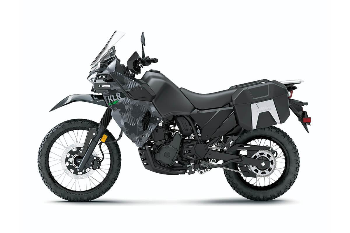 Kawasaki KLR650 2022 2