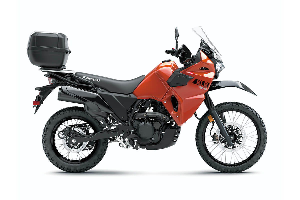 Kawasaki KLR650 2022 TRAVELER