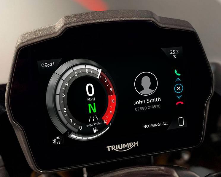 Triumph Speed Triple RS 1200 2021 7