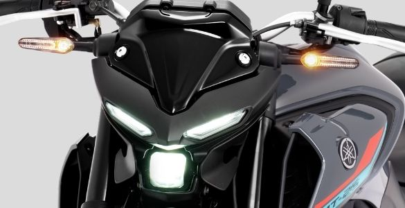 Yamaha MT25 2021 HEADL