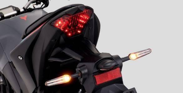 Yamaha MT25 2021 LAMPU SEIN