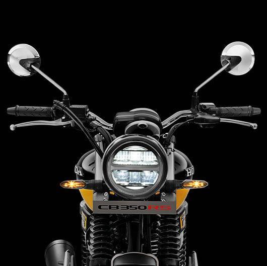 Honda CB350RS 2021 depan