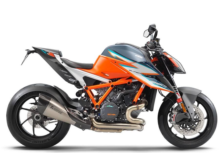 KTM Super Duke 1290 2021