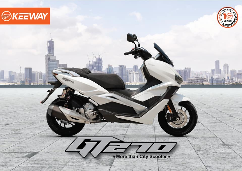 Keeway GT270 2021