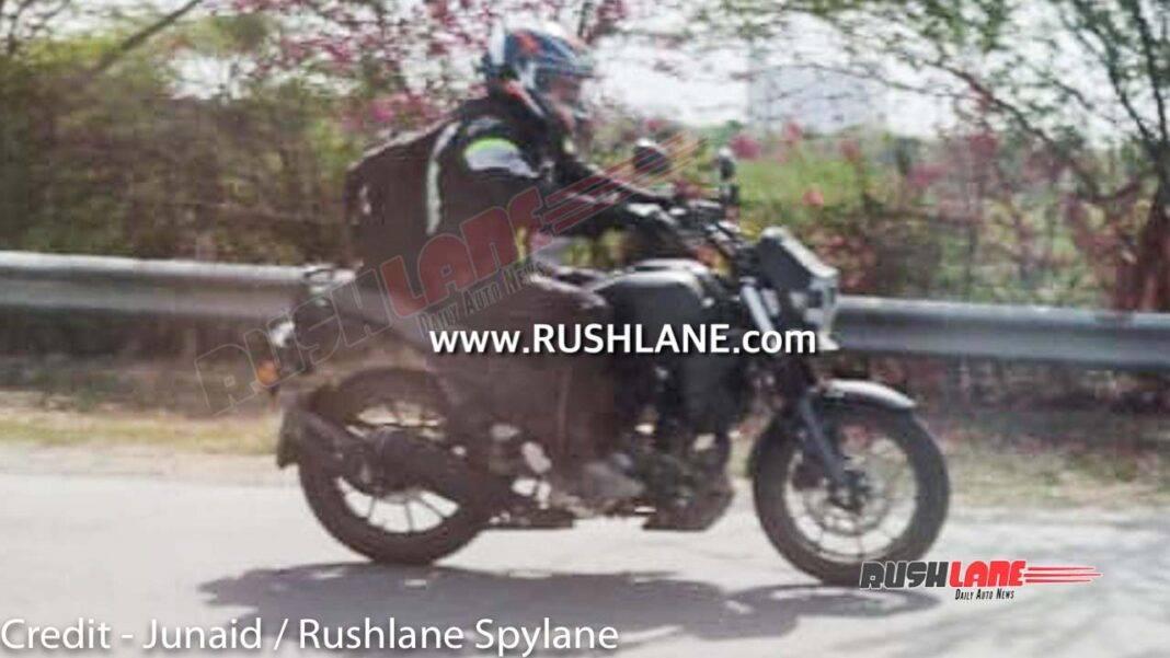 Yamaha XSR250 India 2