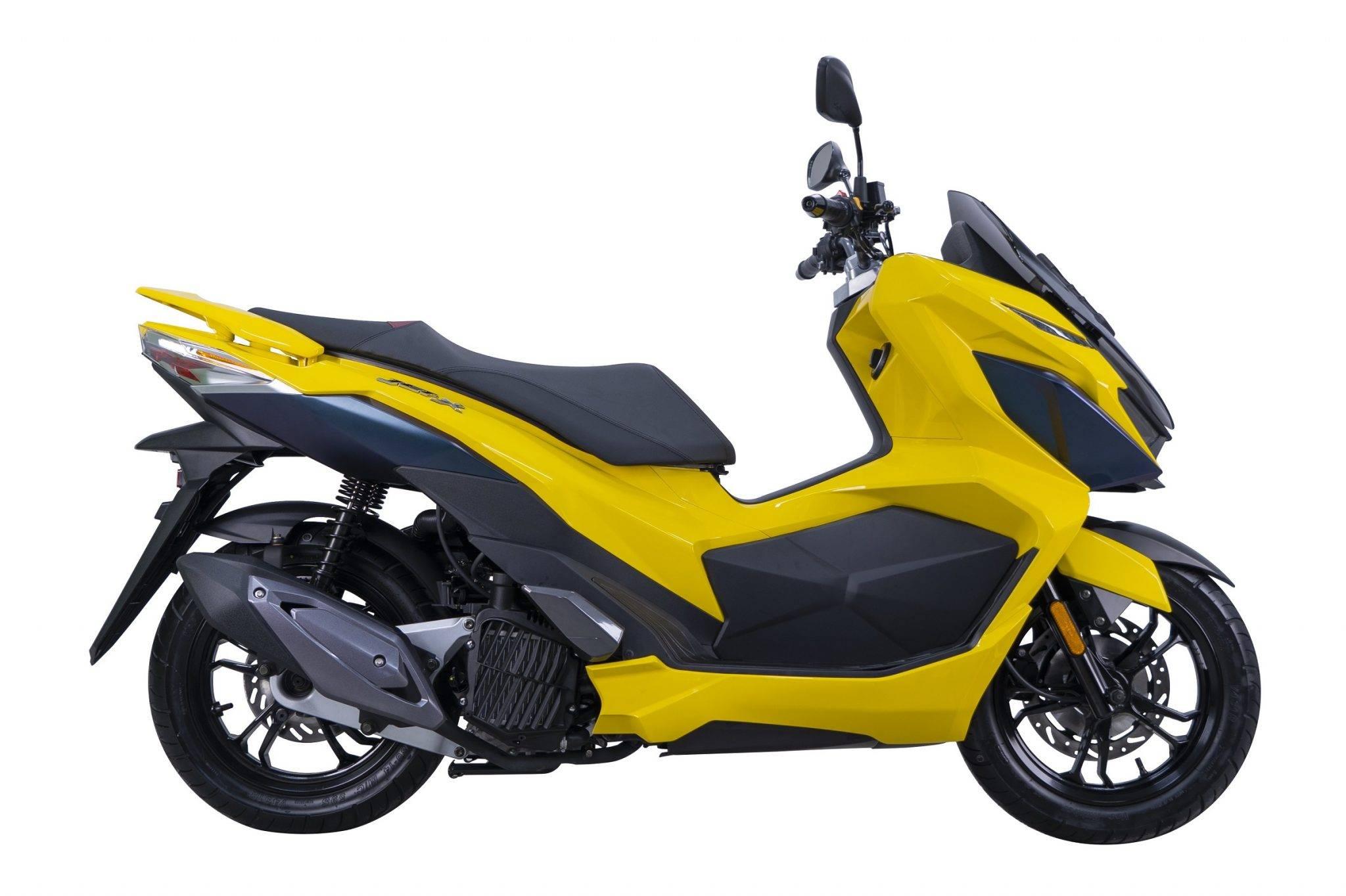 SYM JET-X 150 2021 Malaysia