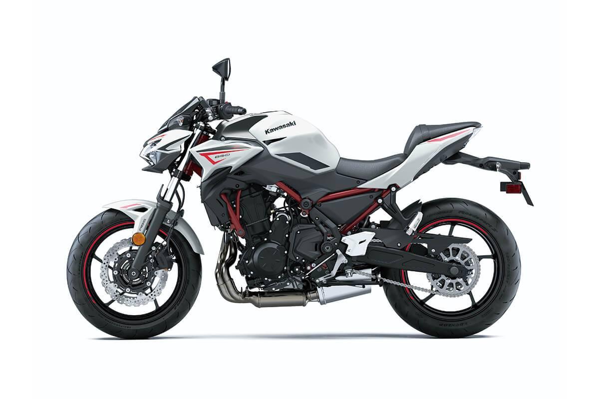 Kawasaki Z650 2022 2