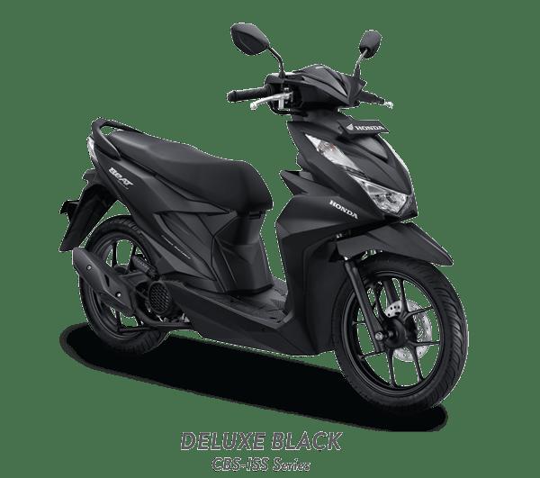 Honda Beat 2021 DELUX HITAM