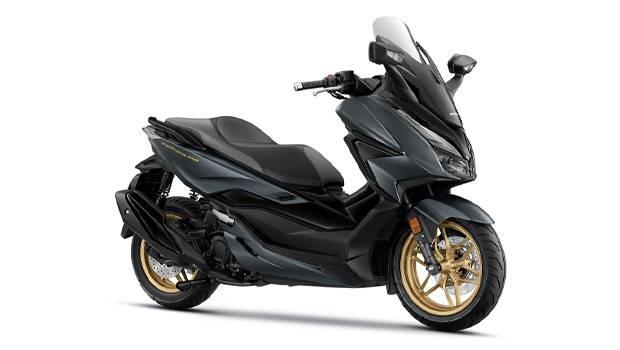 Honda Forza 350 2022 gold