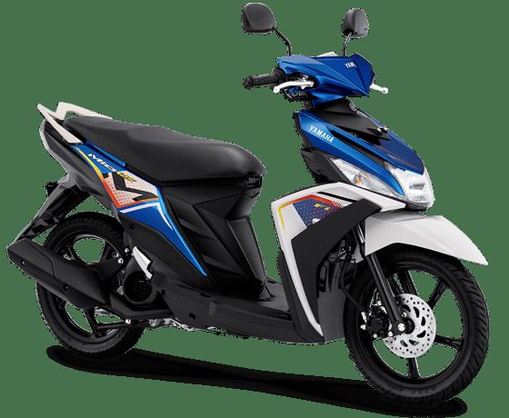 Yamaha Mio 2022 biru