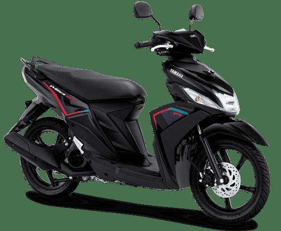 Yamaha Mio 2022 hitam