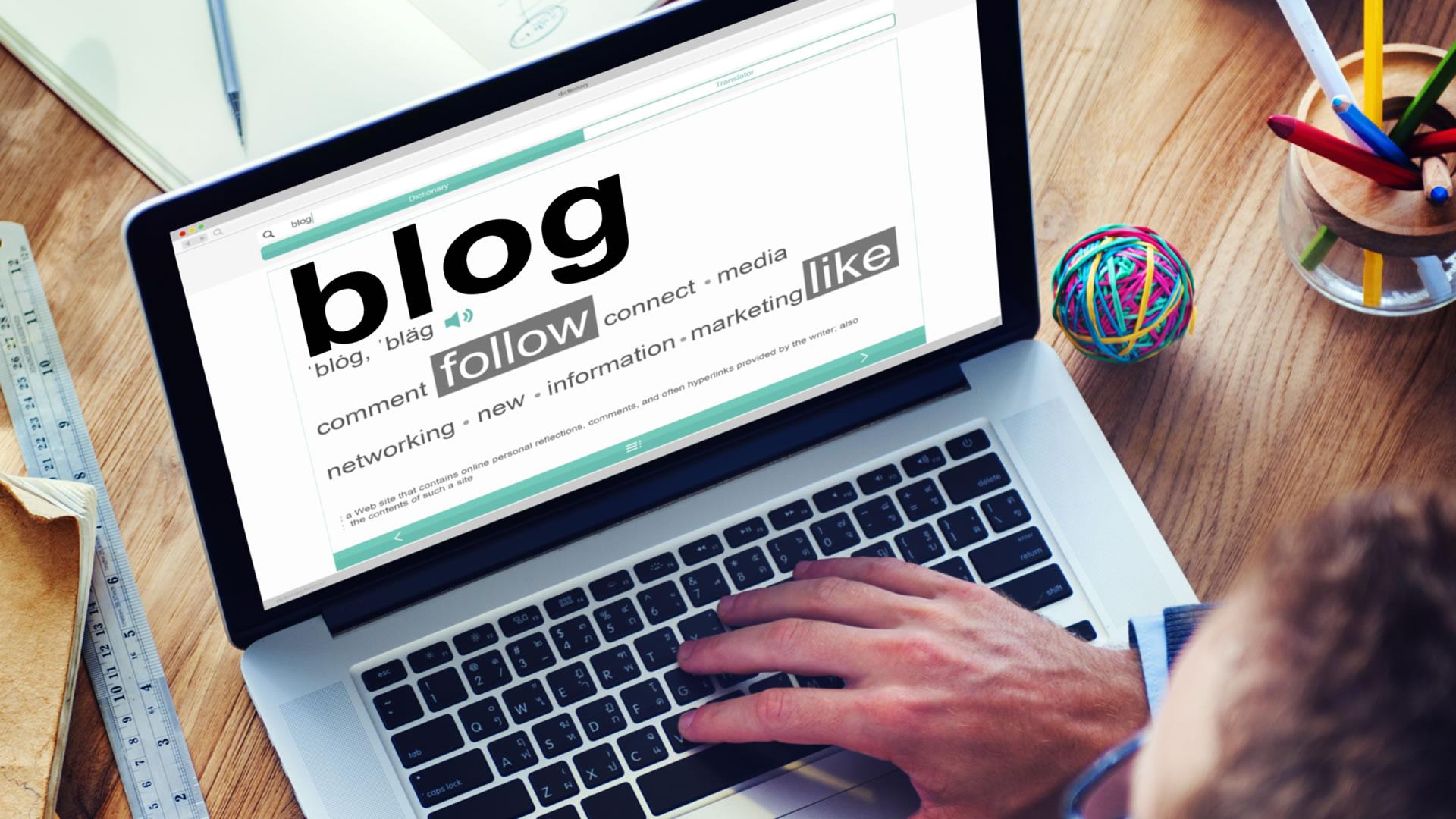 Jasa Pembuatan Blog BSD