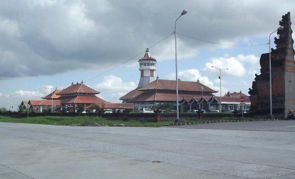 Terminal Bis Di Bali Kini Terpusat Di Terminal Mengwi
