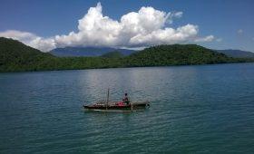 lautku bebas sampah,teluk youtefa,papua,laut indonesia,sampah laut