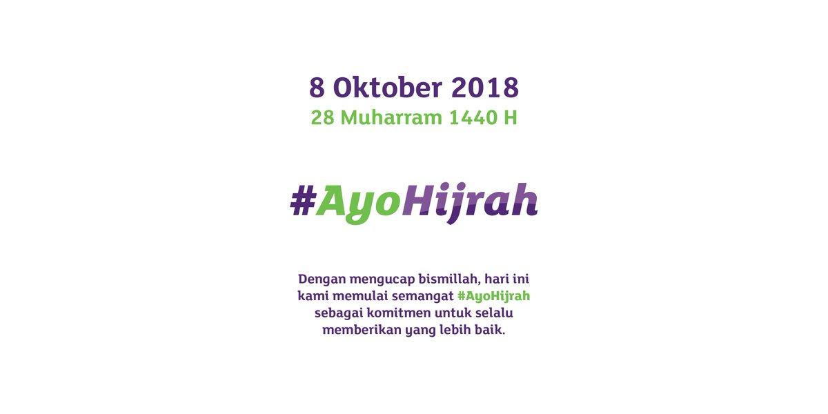 #AyoHijrah,Bank Muamalat Indonesia,Bank Muamalat,Ayo Hijrah,Hijrah dari Riba,#AyoHijrah Bank Muamalat Indonesia, Berani Lebih Baik #AyoHijrah,pengertian hijrah,arti hijrah,makna hijrah