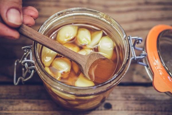madu garlic,manfaat madu garlic,khasiat madu garlic,cara membuat madu garlic,madu black garlick arafah