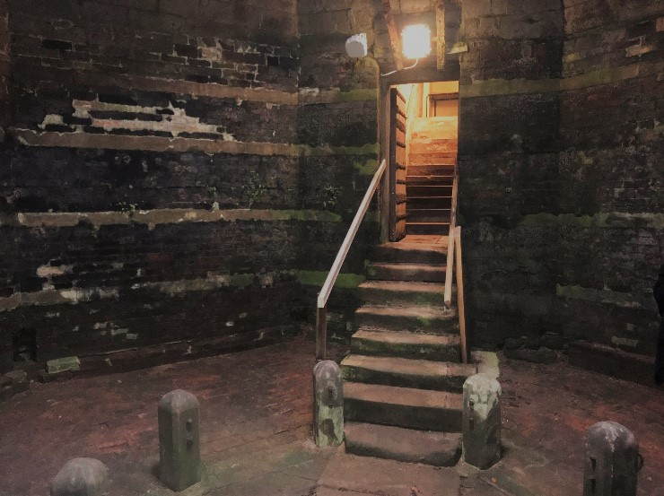Old Shire Hall Dungeons as an Event Space