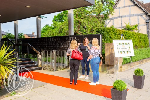 Bardtanicals VIP Drinks Event Red Carpet Shakespeare Centre