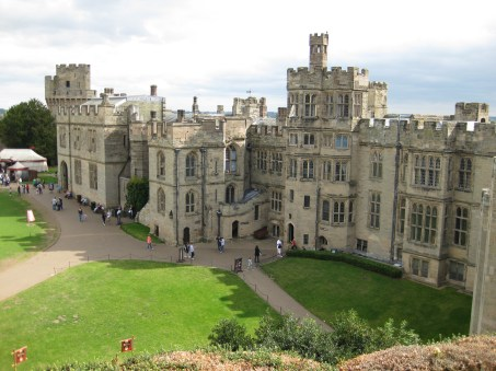 Incentive trip England exclusive ultimate VIP visit Warwick Castle activity tour private dinner