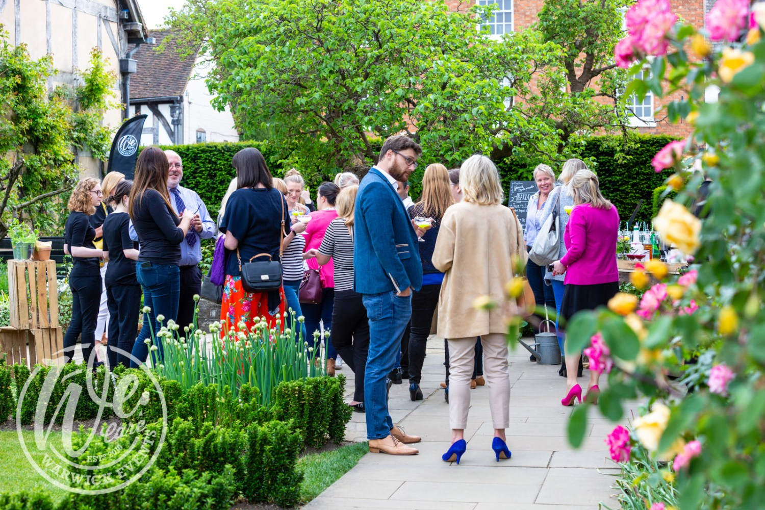 Bardtanicals Warwick Events VIP experience of Shakespeares Birthplace