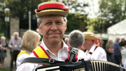 Best of British Morris Man