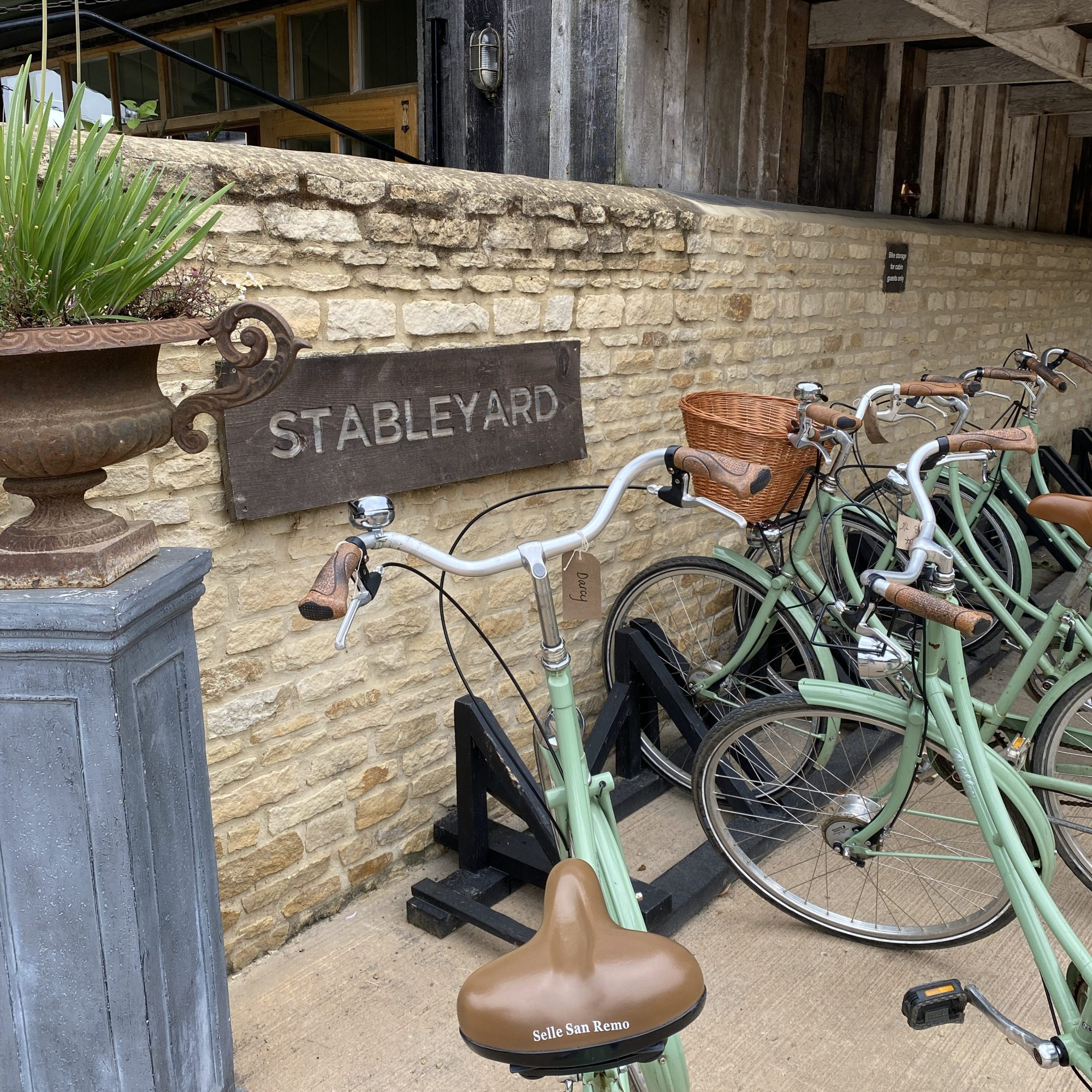 Pashley bikes for hire