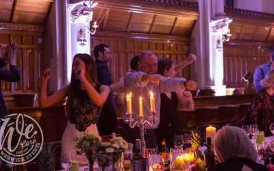 Mixing it up: a rave in a nunnery…?