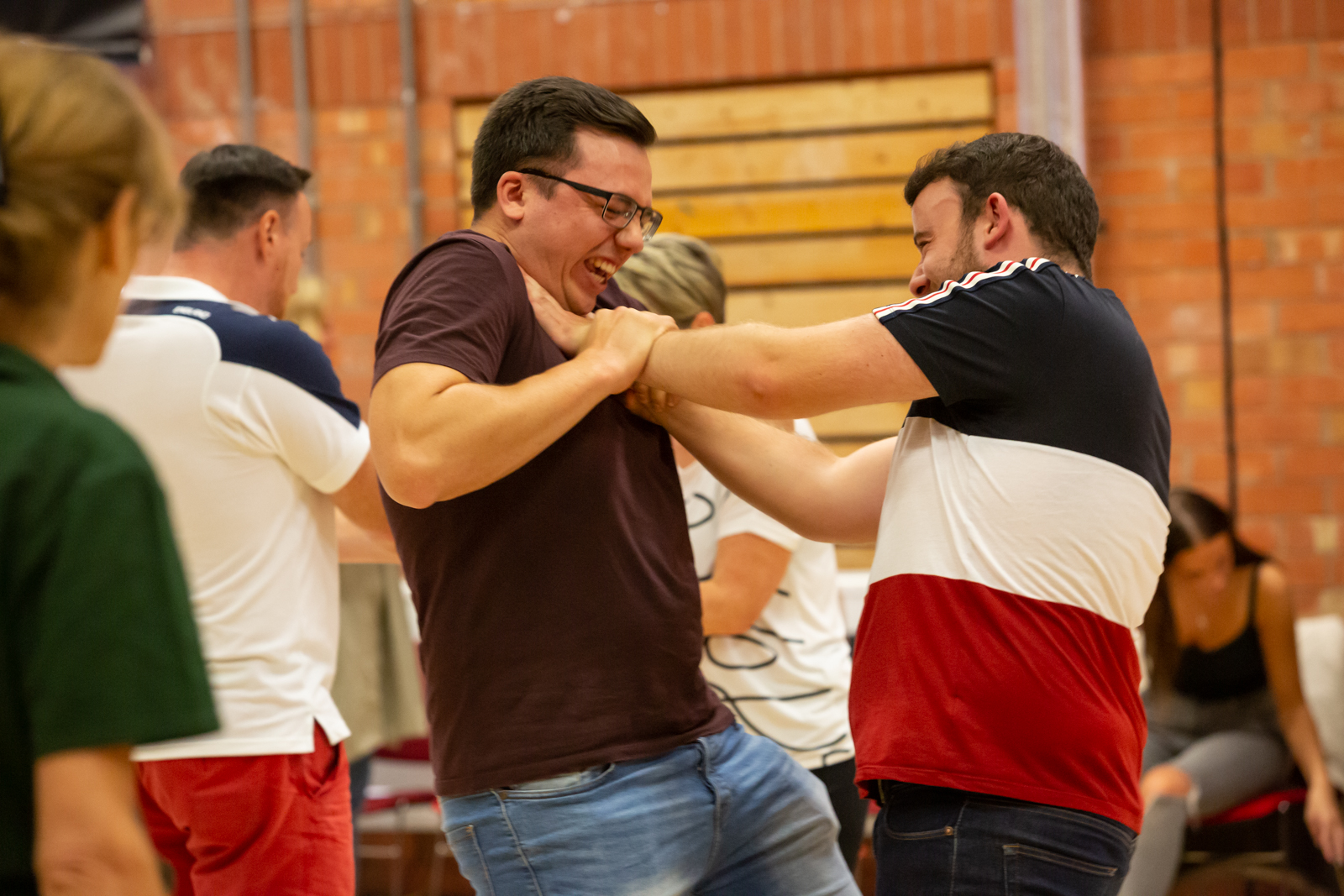 Stage combat team building experience for your event