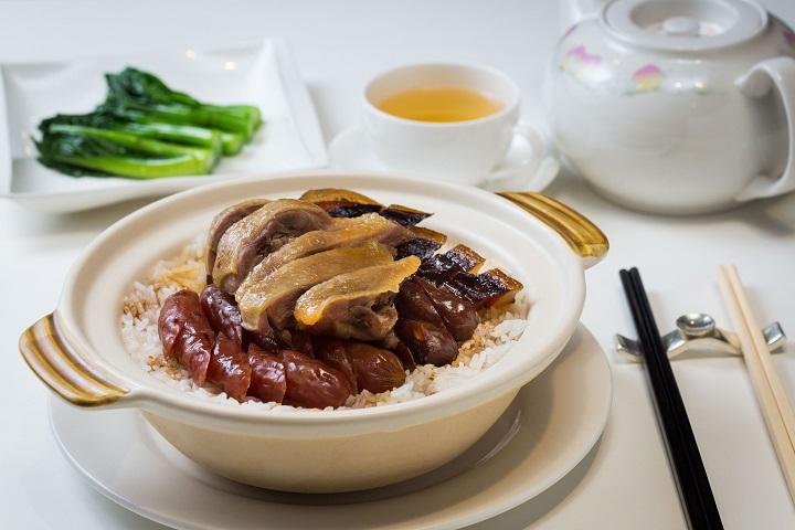 clay hotpot rice