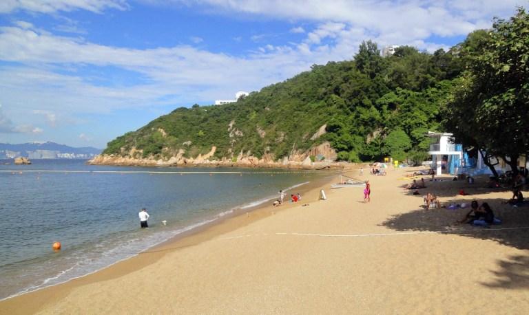Kwun_Yum_Wan_Beach