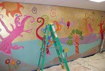 mural-ladder