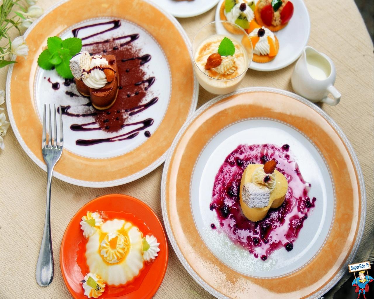 I pranzi delle feste  La cucina francese