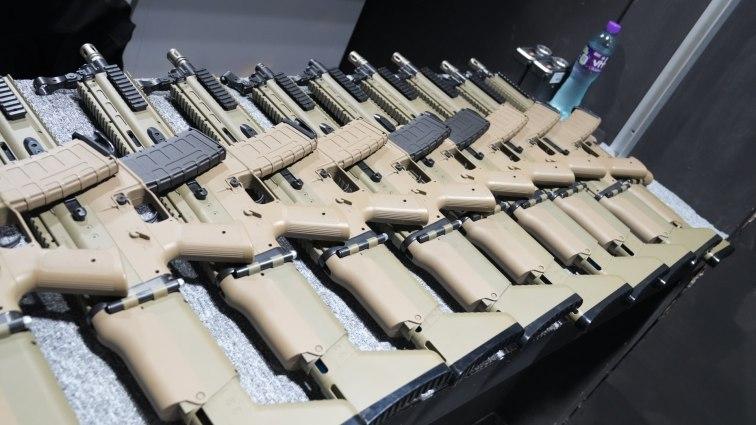 War Zone Equipment Rental Gear Guns