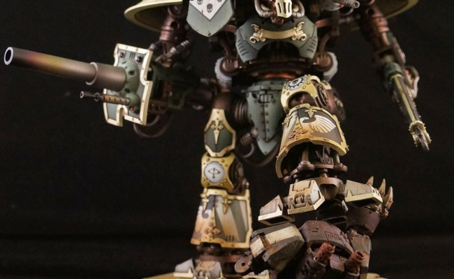 Top Imperial Knights