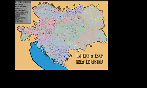 United States of Greater Austria Warzone Better than