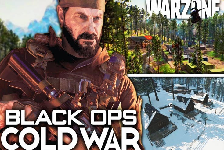 NEW DETAILS CALL OF DUTY: BLACK OPS COLD WAR & WARZONE, LEAKED AND SECRET