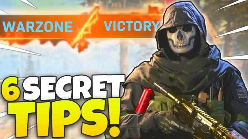 6 solo best warzone win