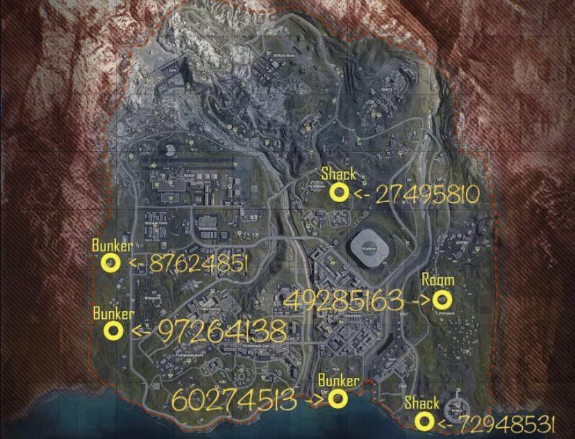 banker code warzone