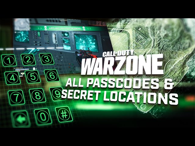 all banker code warzone