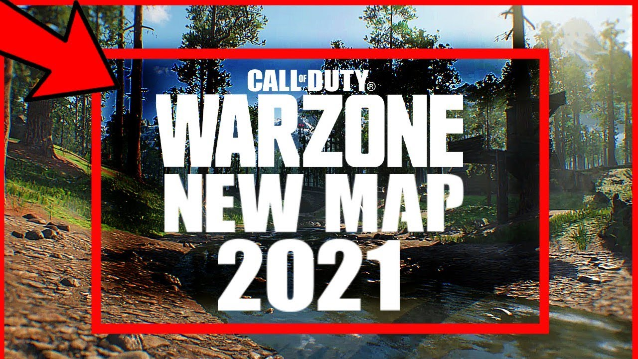 warzone new map