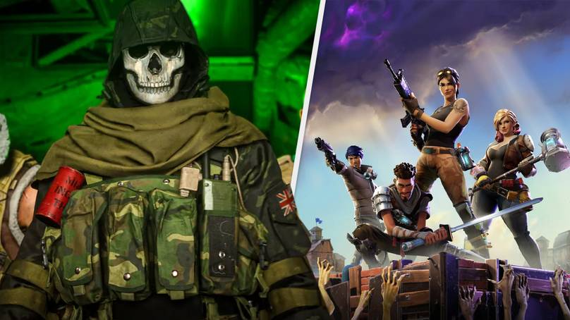which is better fortnite or warzone
