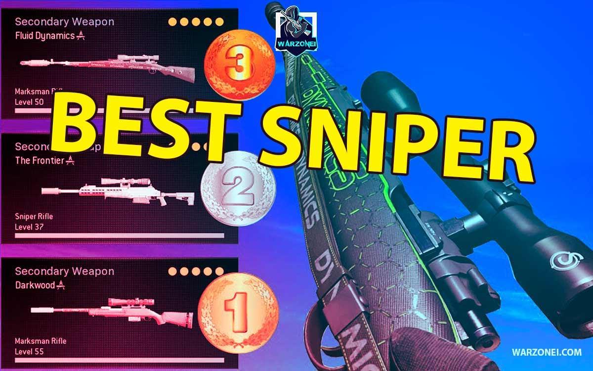 sniper loadout
