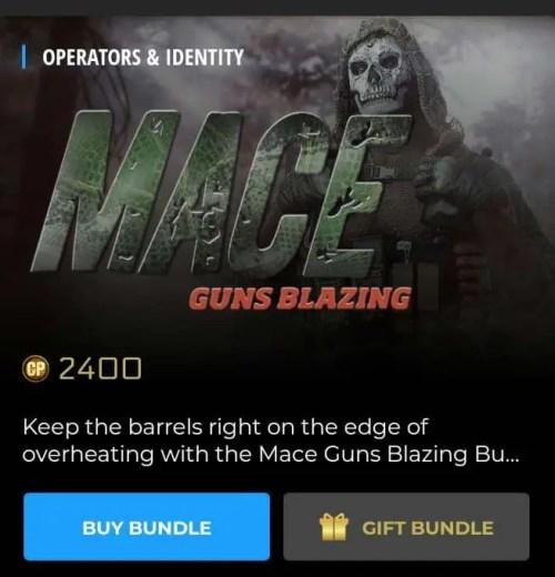 warzone gift bundle