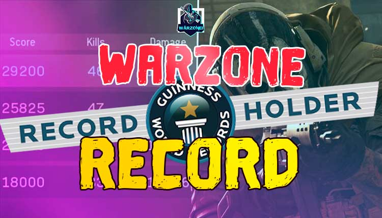 warzone record