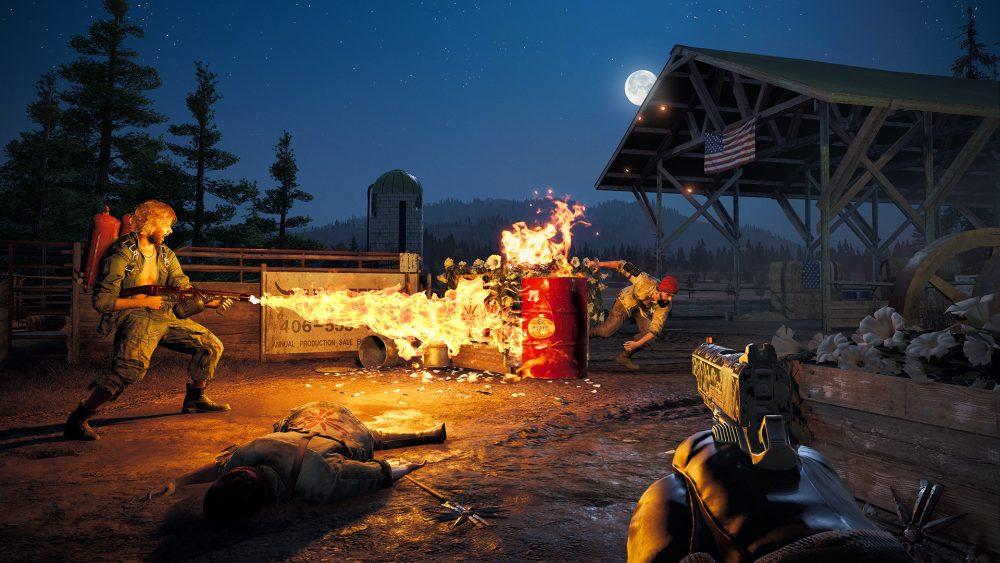 Far Cry 5 - Ab 18 Jahren - Waffen, Blut und Drogen