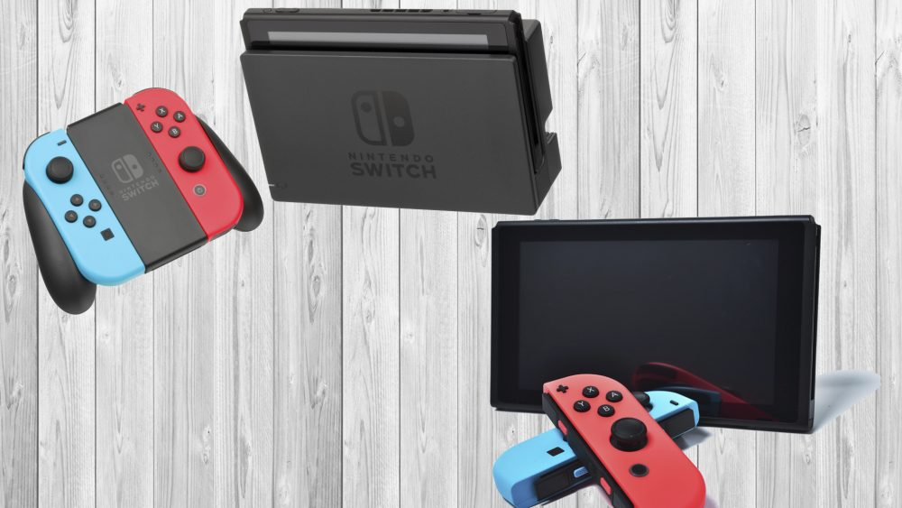 Nintendo Switch - Die Kinder-Konsole schlechthin?