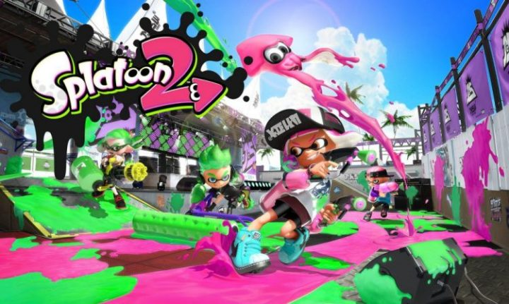 Nintendo Switch Jugend Check Konsole Handheld Splatoon