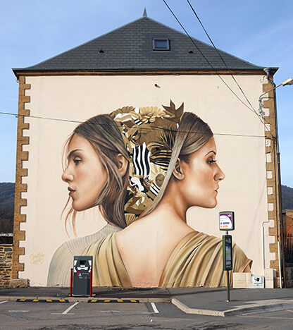 Smak3 - Street art - Wasaa - Urban Week