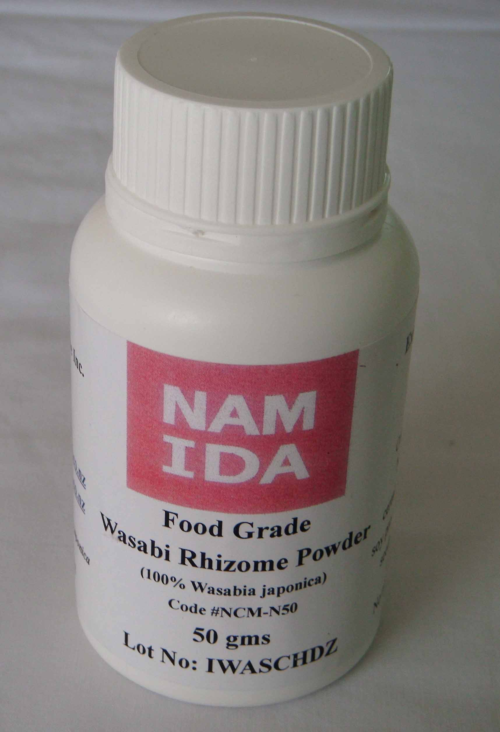 50 gm Namida Wasabia japonica Powder $32.95