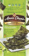 Annie Chun's Wasabi Seaweed Snacks